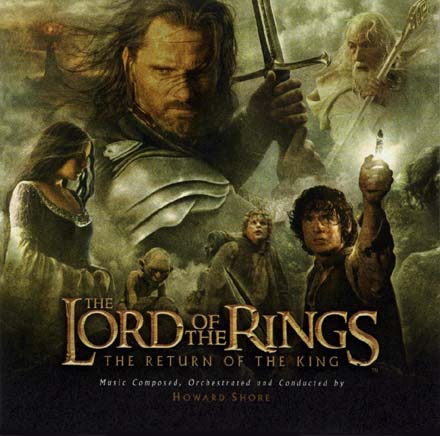 Lord Of The Rings The Two Towers Movie Cover